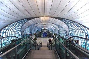 Photo: Bangkok Suvarnabhumi Airport (2)