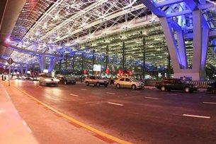 图: 曼谷素旺纳普国际机场 (1)