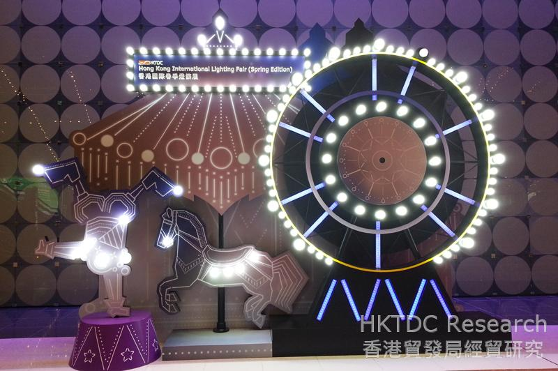 Photo: Spring Hong Kong International Lighting Fair 2015 (1)