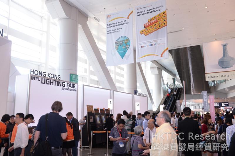 Photo: Spring Hong Kong International Lighting Fair 2015 (2)