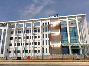 Photo: CICT: China Merchants holds an 85% stake.