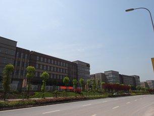 Photo: Standard factory premises in Chongqing's Hong Kong Industrial Park.
