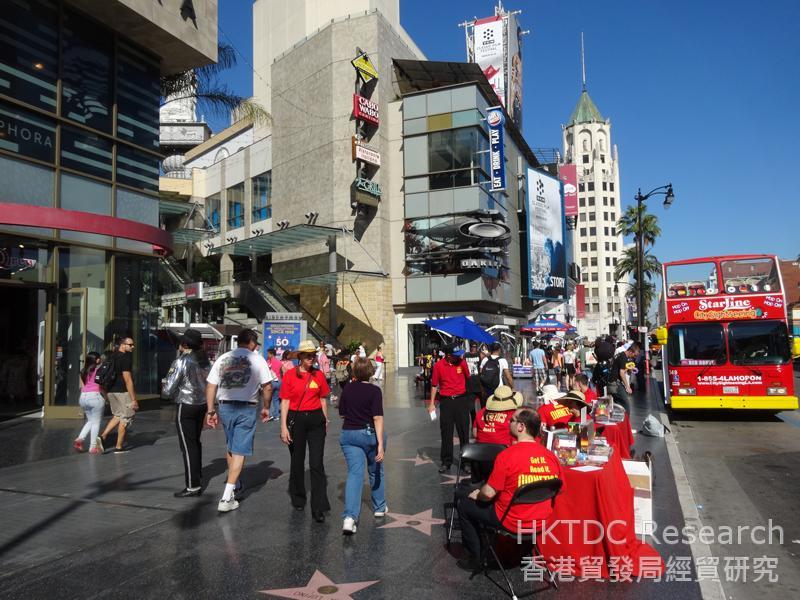 Photo: Walk of Fame