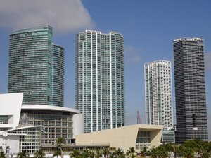 Photo: High demand for luxury condos and upscale urban living and commercial spaces in Miami