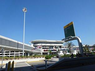 相片:由邁阿密國際機場飛往拉美國家的航班數量較美國其他機場為多。