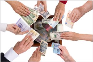 Photo: Seeking funds via crowdfunding platforms