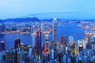 相片:香港是內地企業投資海外的首選服務平台(一)