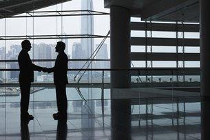 相片:香港是内地企业投资海外的首选服务平台(二)