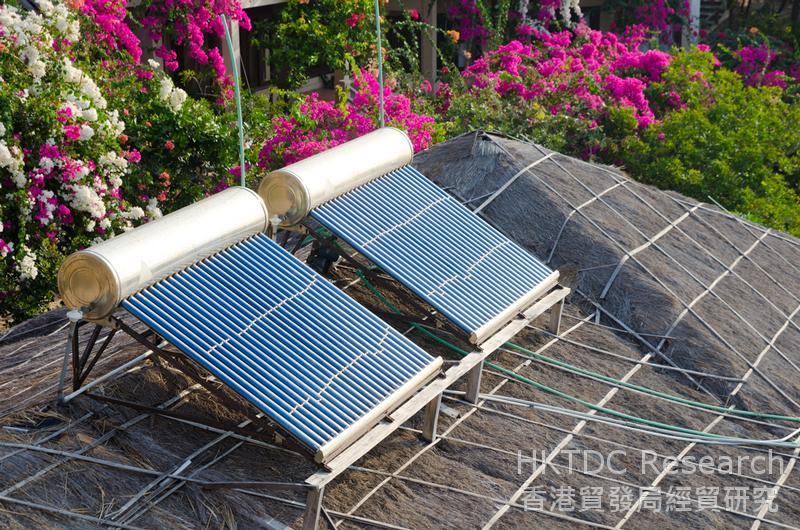 相片:力諾集團是亞洲最大的新能源企業之一。