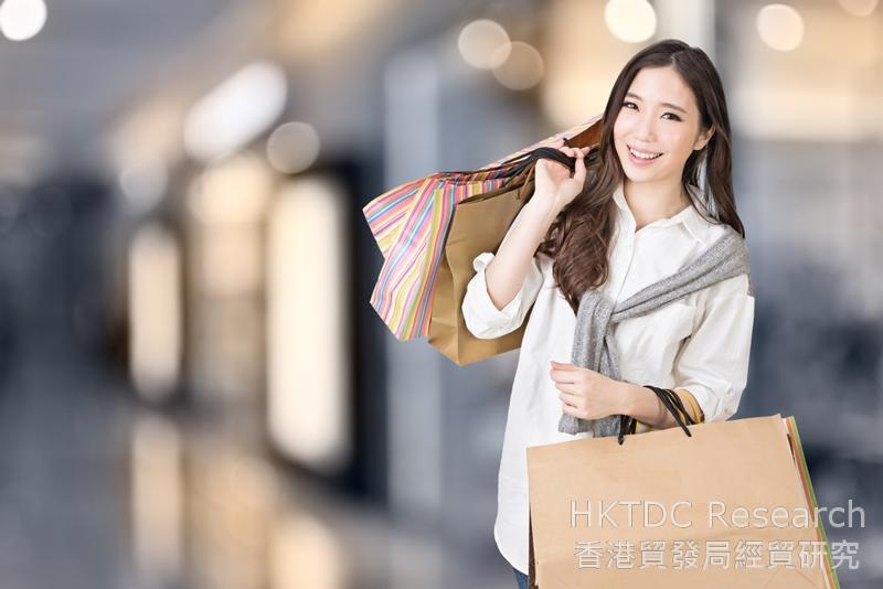 Photo: Chinese consumers are increasingly influenced by global product development trends.