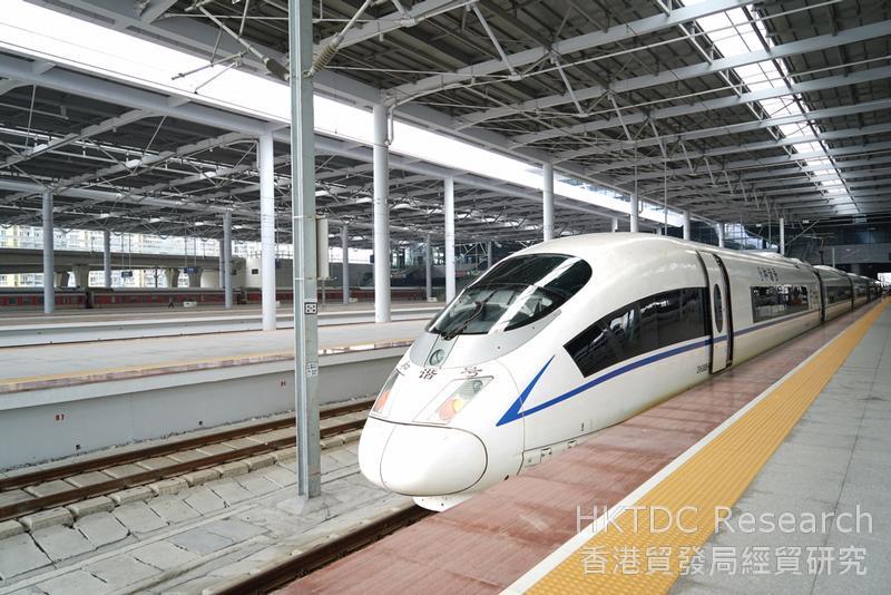 相片:中國推進區域交通一體化發展