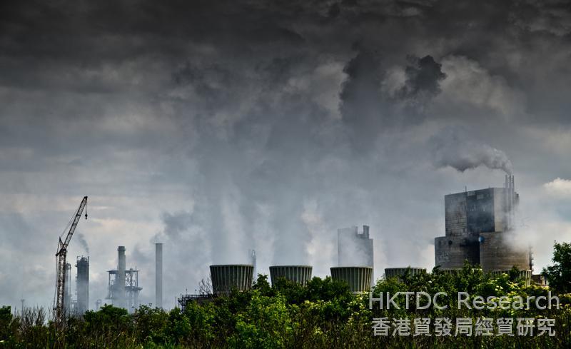 相片:中國加重環境污染違法罰則