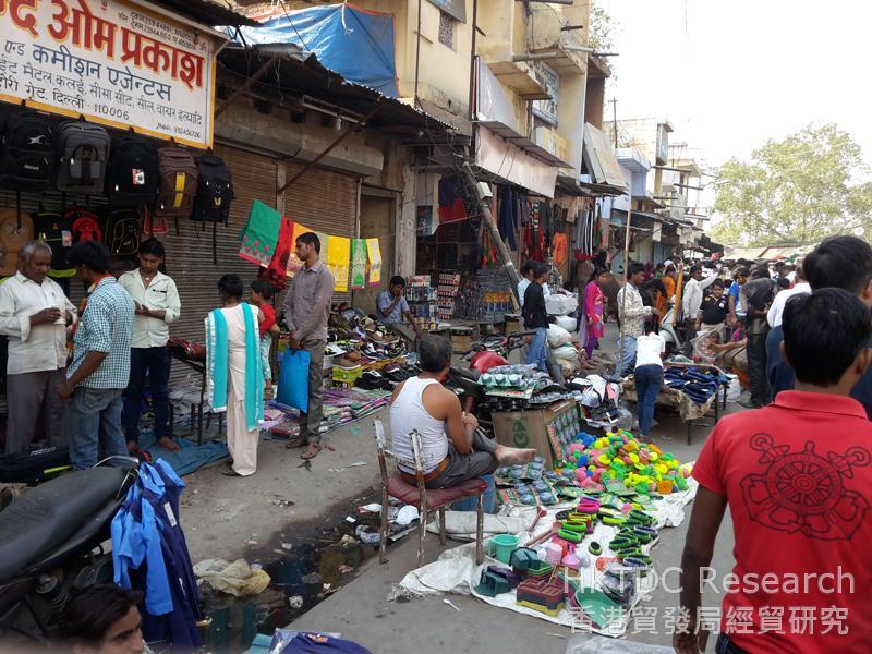 Photo: Unorganised trade in India