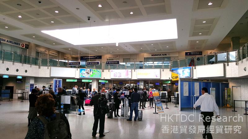 Photo: Tashkent International Airport