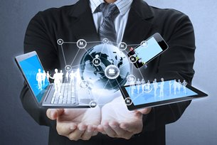 相片:资讯科技相关企业是最热门的初创领域之一。