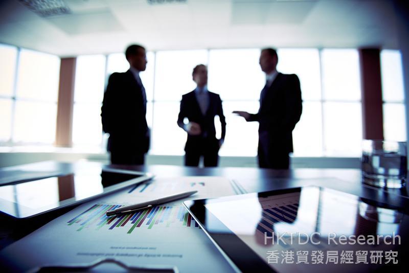 相片:许多内地科创企业有意与香港业者建立联系。