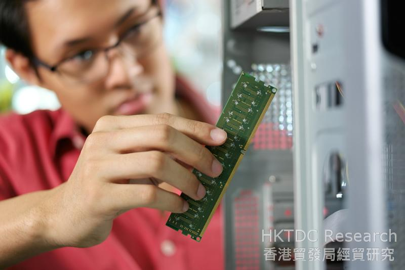 Photo: The Chinese community has been inspired by the success of technology giants.