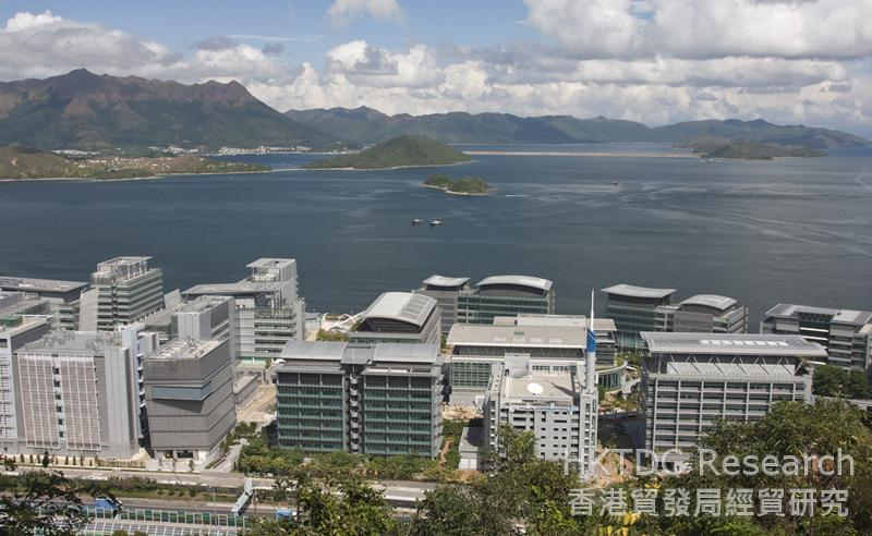 Photo: HK is in a position to assist mainland technopreneurships in opening up massive business