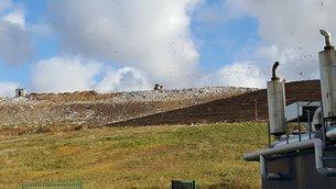 相片: Getliņ生态垃圾堆填区