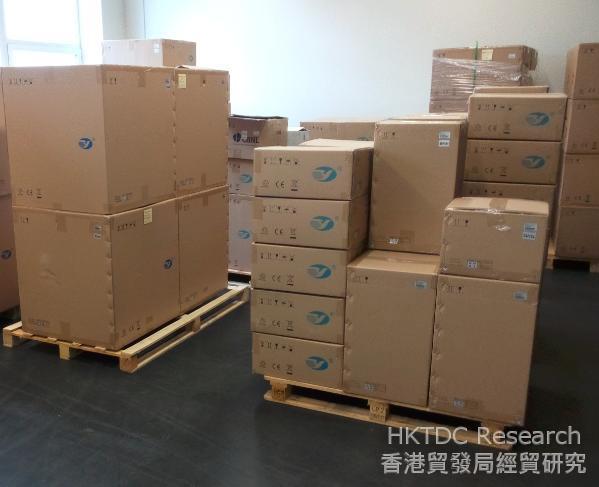 相片: 通宇通讯于里加设立一体化量产工厂