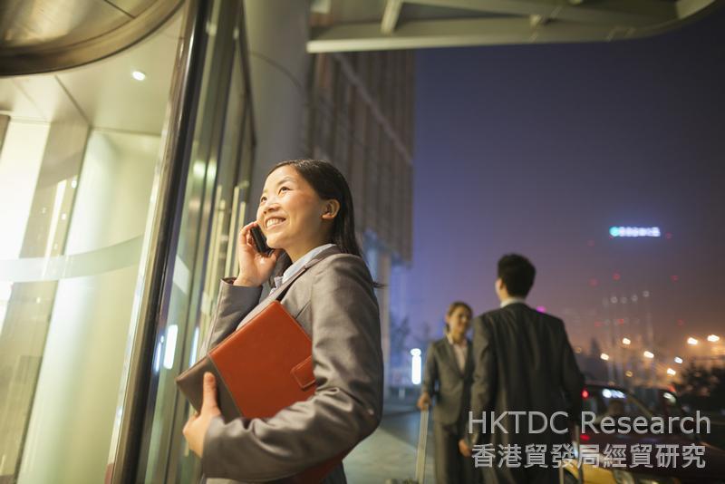 相片:「十三五」規劃可為香港的業者帶來新的契機。
