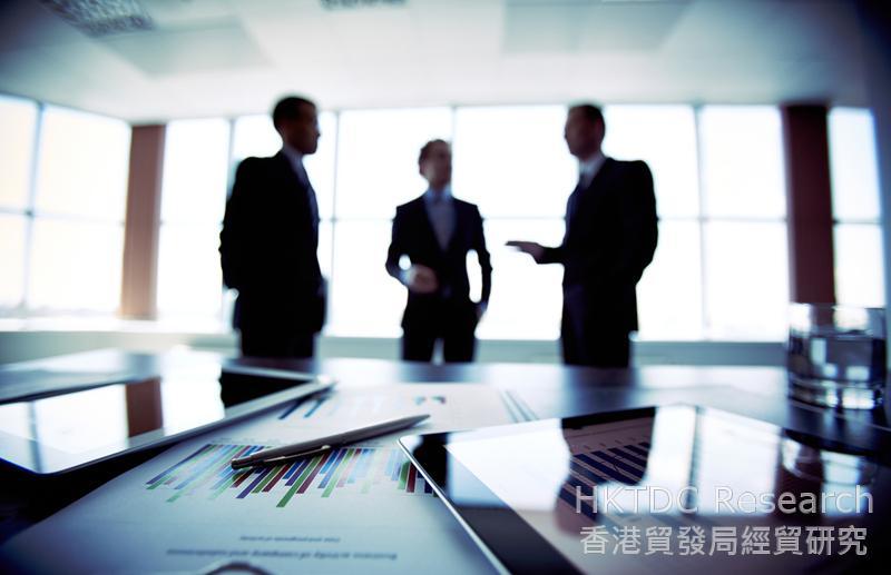 相片:香港可借助固有優勢把握先機成為內地科創企業的重要夥伴。