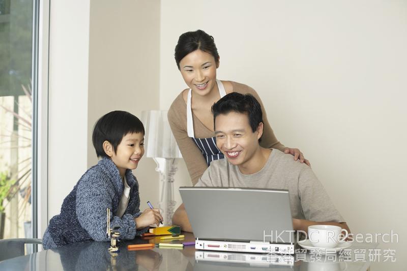 相片:中國目標邁向全面小康社會。