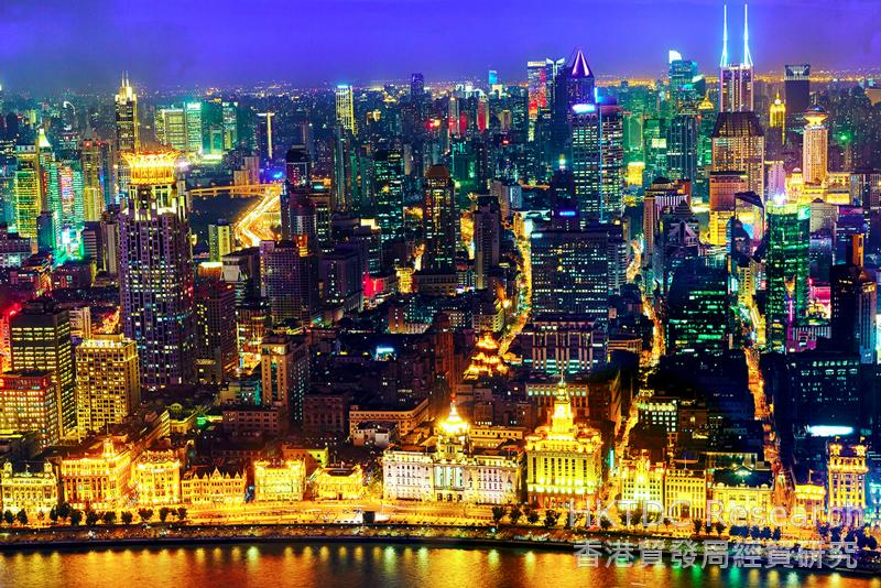 Photo: Some areas in China are witnessing rapid urbanisation.