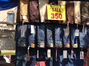 Photo: Counterfeit products are found in many unorganised retail areas