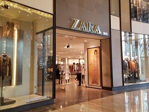 图: 国际服装品牌大举进入印度市场
