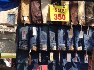 图: 冒牌货在许多无组织零售地区都可找到