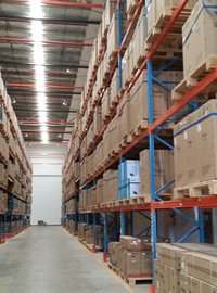 Photo: Warehousing and logistics distribution centre in Dianzhong New Area