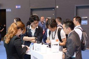 相片:受访者对视听产品的销售潜力寄予厚望。