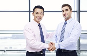 相片:香港可促進內地及外國企業合作和技術轉移項目。