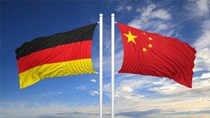 相片:中德兩國同意加強合作發展智能製造技術。