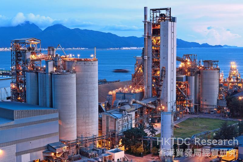 相片:中國正著力解決生產效益低下的問題。