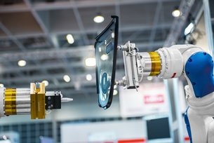 Photo: China has identified smart manufacturing and robotics as key development areas.