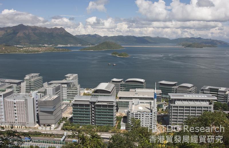相片:内地創新浪潮將帶來更多相關需求及資源,香港具備優勢,應可從中得益。