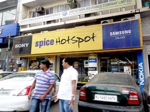 圖: 外國電子消費品品牌受到印度不斷增長的中產階級消費者歡迎