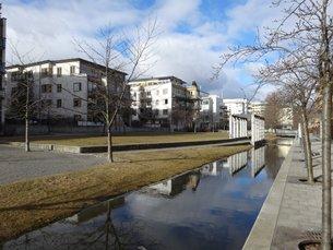相片:哈马比生态城为斯德哥尔摩首个生态城市。