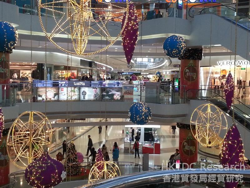 相片:中国中产消费将增强