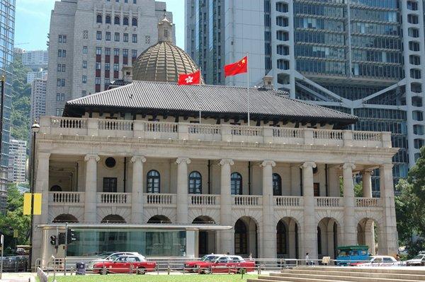 相片:香港的专业服务可为内地企业制订合适「一带一路」的投资策略。