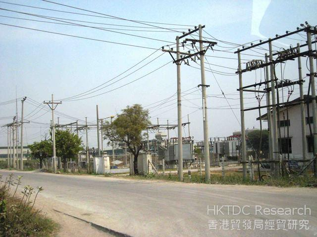 Photo: A number of projects aim to boost Mandalay's electricity supply