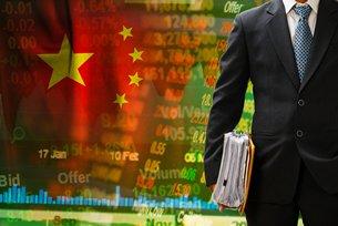 相片:中國是全球第三大對外直接投資來源地。