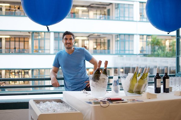 Photo: Luke Grana, CEO and founder of Grana.