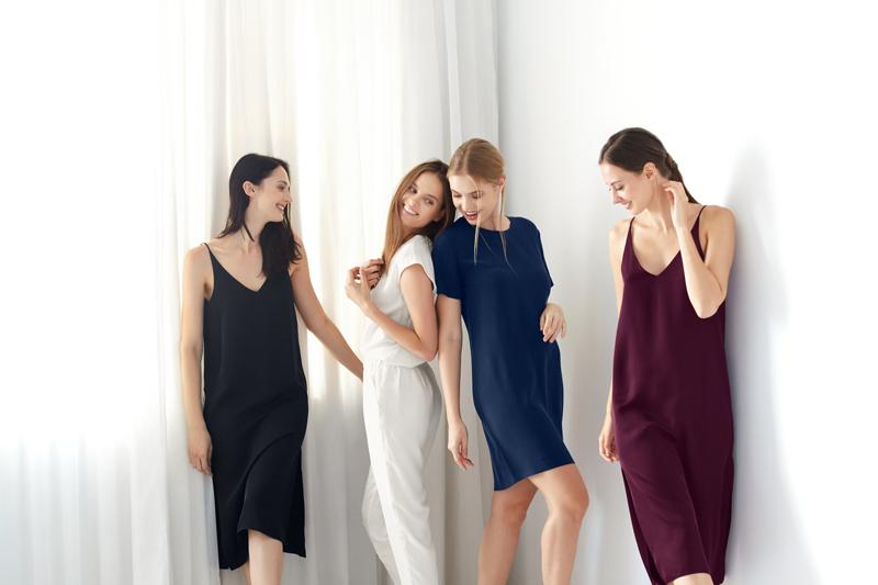 Photo: Grana believes quality fabrics are the heart of any garment.