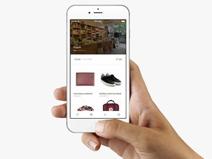 相片: Popmap 的手機版應用程式