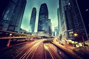 相片: 香港成為亞太區內的國際品牌重要市場推廣總部。