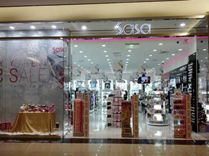 圖: 馬來西亞的莎莎分店
