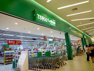 圖: 泰國的Tesco Lotus店